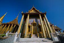 Free Grand Palace Bangkok Wat Phra Kaew. Royalty Free Stock Images - 19062999