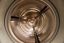 Free Inside The Washing Machine Stock Image - 19063321