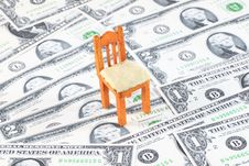 Free Saving Chair Stock Image - 19066041