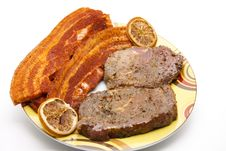 Free Seasoned Meat Stock Photos - 19066883