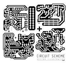 Free Printed Circuit Board Royalty Free Stock Photo - 19066915