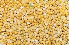 Free Channa Dal Royalty Free Stock Image - 19067036