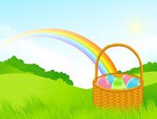Free Easter Landscape Stock Images - 19067544