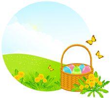 Free Spring Landscape Stock Image - 19067601