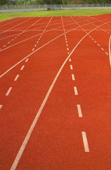Free Track Stock Image - 19067901