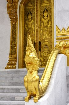 Free Buddhist Temples In Thailand. Stock Image - 19068451