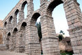 Free The Famous Ancient Aqueduct Royalty Free Stock Photography - 19072107