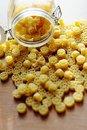 Free Yellow Pasta Stock Image - 19077811