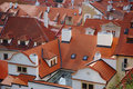 Free The Roofs Of Prague Royalty Free Stock Image - 19078266