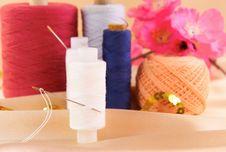 Free Sewing Stock Image - 19070241