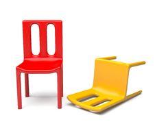 Free Two Chairs Stock Image - 19070331