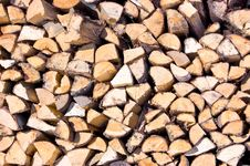 Free Firewood Royalty Free Stock Photo - 19070645