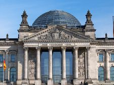 Free Reichstag Stock Photo - 19070690
