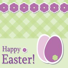 Free Easter Card Royalty Free Stock Photos - 19074168