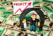 Free Profit Stock Image - 19074311