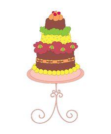 Free Cake Stock Photography - 19074312