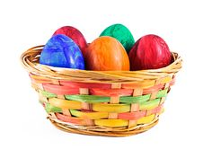 Free Painted Eggs. Stock Photo - 19074750