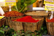 Free Spices Stock Image - 19075561
