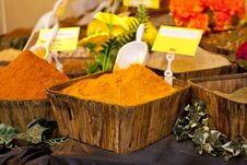 Free Spices Stock Photography - 19075652