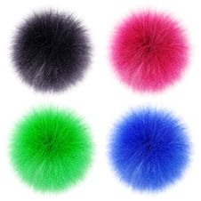 Free Fluffy Balls Royalty Free Stock Photos - 19076608