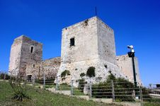 Free Castle In Sardinia Royalty Free Stock Photography - 19076987