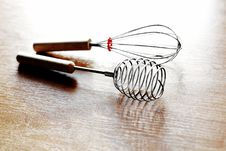 Free Whisks Stock Image - 19077721