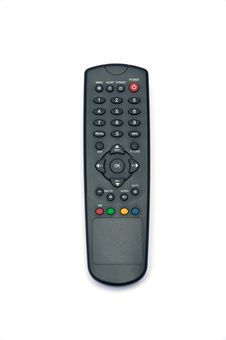 Free Remote Control Tv Stock Photos - 19078033