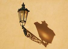 Free Wrought-iron Lantern Stock Photos - 19078243