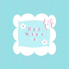Free Mother S Day Card Stock Photos - 19078533
