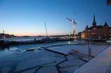 Stockholm Royalty Free Stock Photos