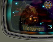 Free Constellation Taurus Stock Photo - 19079130