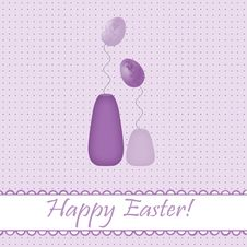 Free Easter Card Stock Images - 19079964
