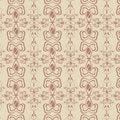 Free Seamless Intricate Pattern Stock Photos - 19082773