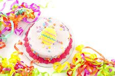 Free Easter Cake Royalty Free Stock Images - 19081989
