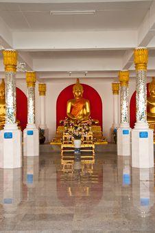 Free Buddha Image Royalty Free Stock Photo - 19082255