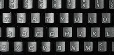 Free Keyboard Royalty Free Stock Photo - 19082285