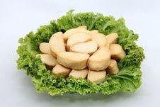 Free Seafood Tofu Royalty Free Stock Photos - 19082448