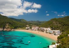 Free Cala De Sant Vicent Royalty Free Stock Photo - 19082515