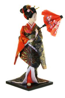Japenese Geisha Stock Photography