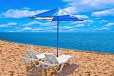 Free Beach Royalty Free Stock Photo - 19088825