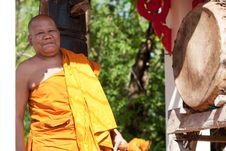 Free Buddhist Monk Stock Photo - 19088890
