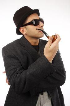 Free Smoker Stock Photography - 19089862