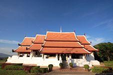 Free Church Thai North Stock Image - 19089901