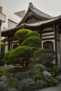 Free Japanese Temple Stock Image - 19099311