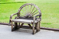 Free Park Bench Royalty Free Stock Images - 19090419