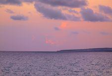 Free Night Marine  Landscape Stock Image - 19091651