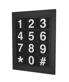 Free Keypad Stock Photography - 19091902