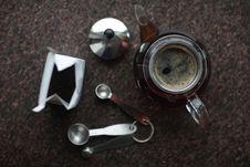 Free Making Tea Royalty Free Stock Photos - 19094508