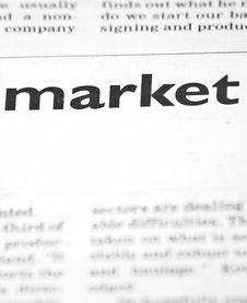 Free Market Stock Photography - 19094662