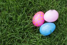 Free Find The Easter Eggs Stock Images - 19094894